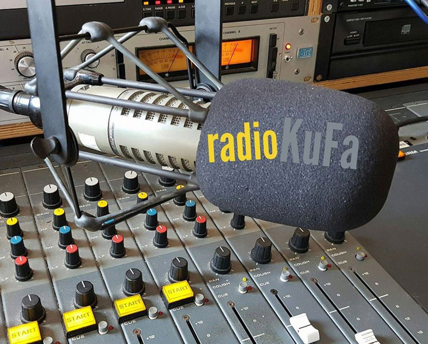 Radio KuFa Krefeld Franz Mestre